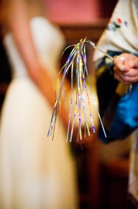 Wand and Ceremonyphoto by Liz Linder